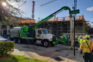 Storm Water & Sewer Drain Services